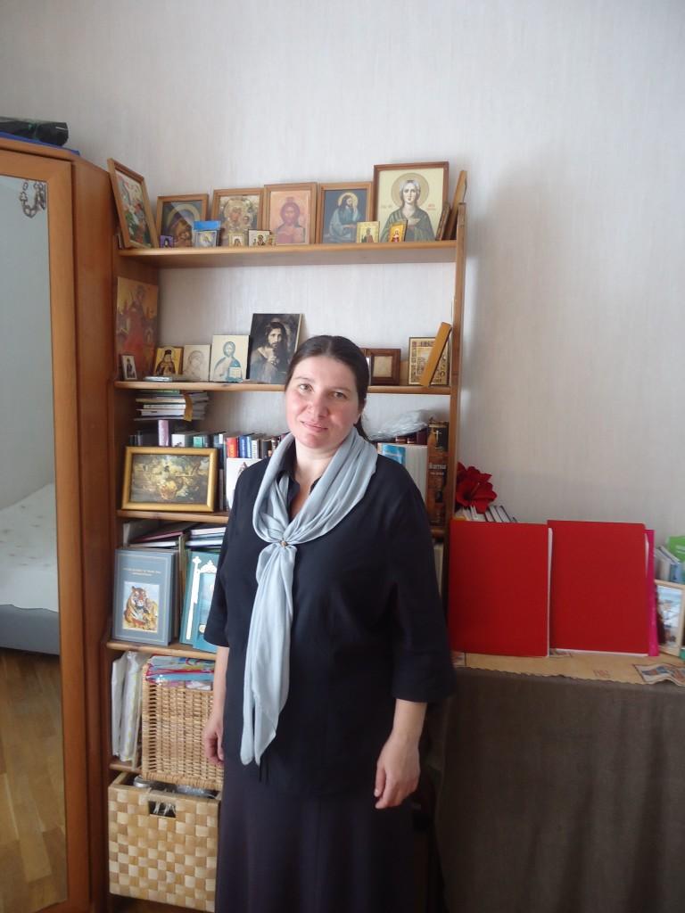 Бутова Ольга Ивановно